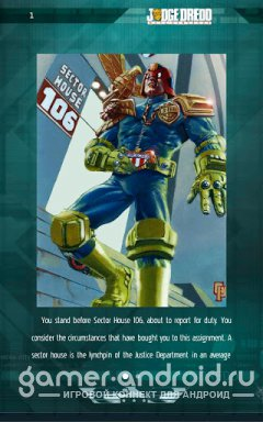 Judge Dredd: Countdown Sec 106