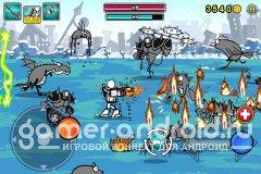 Cartoon Wars: Gunner / Мультипликационный Военный Стрелок