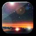 Galaxy Sky HD Live Wallpaper
