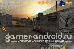 XF Paintball  - первый симулятор пейнтбола для Android
