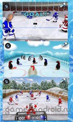Magnetic Sports Hockey - хоккей (full version)