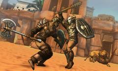I, Gladiator - гладиаторские бои
