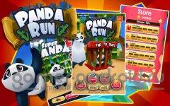 Panda Run - Беги Панда, беги