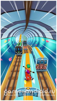 Subway Surfers Rio / Rome / Sydney / Tokyo / Miami / Paris / Beijing / Moscow / New Orleans / London / Mumbai / Vancouver / Cairo