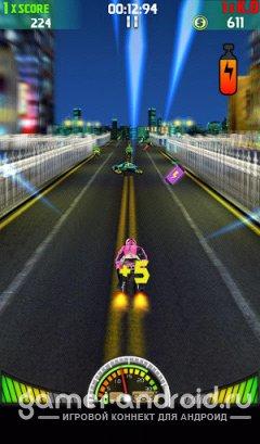 Death Speed:Moto 3D
