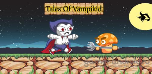 Tales Of Vampikid