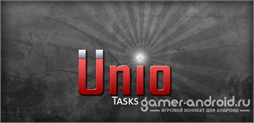 Unio Task Manager Widget