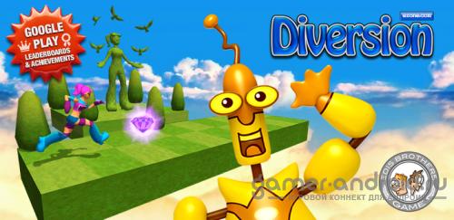Diversion 3D - пройди все испытания