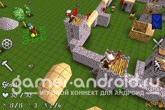 Battles And Castles- стратегия по типу Герои Меча и Магии