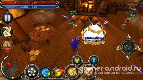 Dungeon Defenders: SW - Долгожданная РПГ
