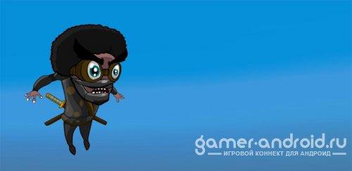 Angry Ninjas Jump Game