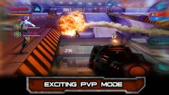 Bounty Hunter: Black Dawn - хороший шутер с элементами RPG ( можно играть с друзьями )