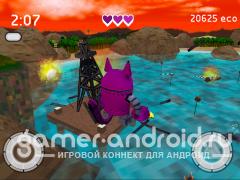 Робот Кошка: Город Дробилка - Robocat Rampage
