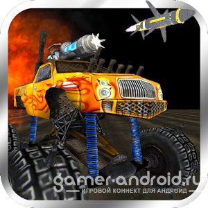 Fast Racing 3D - Monster Truck