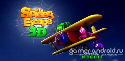 Spiders Escape 3D