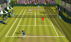 Flick Tennis - Симулятор теннис