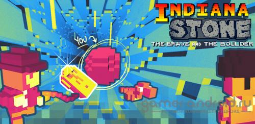 Indiana Stone - игра в стиле MineCraft