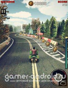 MOTO STRIKER HD