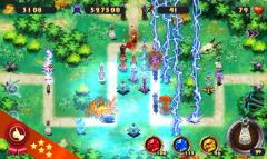 Epic Defense: The Elements - Легендарная битва - Сила стихий