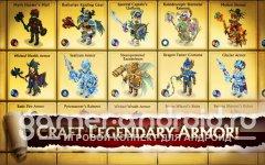 Knights & Dragons - создаем войско и сражаемся с врагом
