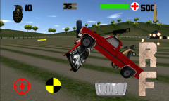 Heavy Metal Derby 3D Demoliton - Битва на машинах