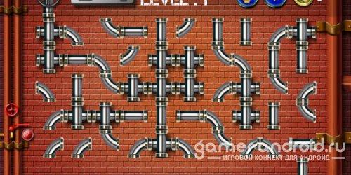 Plumber 10k (10000) - Водопроводчик 10 000 уровней