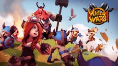 VikingWars for Kakao - стратегия в стиле Tower Defense