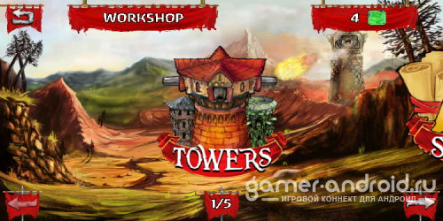 Towers of Chaos- Demon Defense