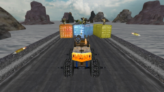 Fast Racing 3D - Monster Truck