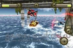 Battle Boats 3D - сражения на воде ( подводные лодки, катера )