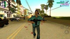 Grand Theft Auto Nice City - мод известной игры с измененной сюжетной линией, костюмами сопер-героев и многое другое
