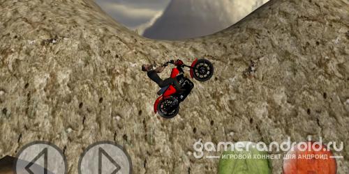 MortalCross 3D Free - симулятор Мото Кросса ( похожа на Gravity Defied )