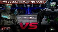 Real Steel HD / Живая Сталь - драки роботов в HD