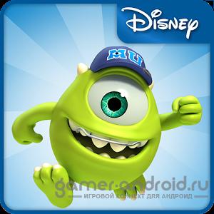 Monsters, Inc. Run - Корпорация монстров. Побег