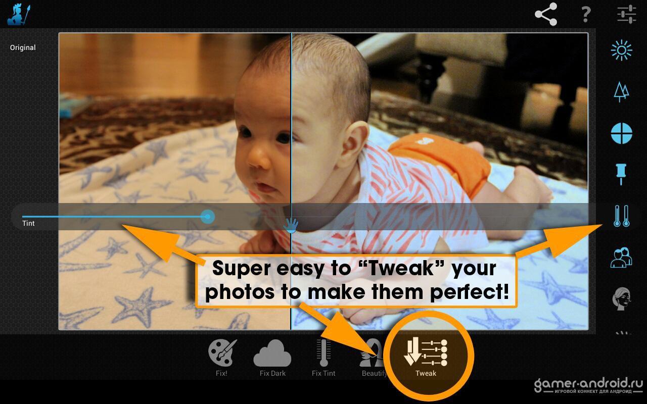 Какие приложения улучшают качество фото