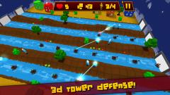 Block Defender: Tower Defense