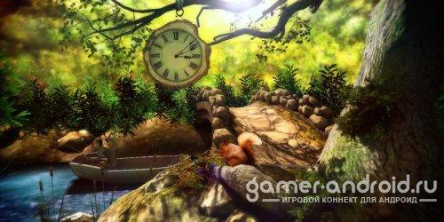 Fantasy Forest 3D - красивые обои в стиле живого леса