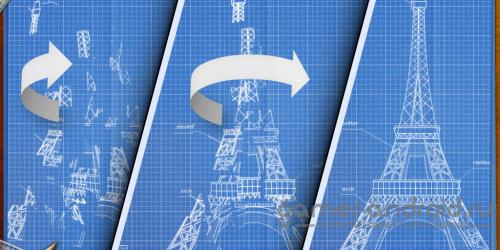 Blueprint3D HD - собери красивую 3д картинку из линий