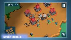 MechCom - 3D RTS - стратегия в тиле Dune 2