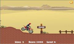 Mountain Moto : Down Hill - Мототриал