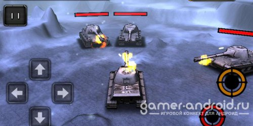 War of Tank - Tank Story