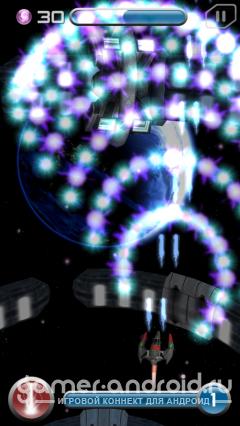 Exp3D (Space Shooter - Shmup) - космический шутер, борьба с инопланетянами