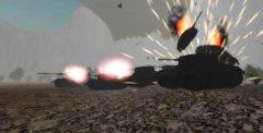 Angry Wave: First Assault - настоящие танковые баталии в 3d