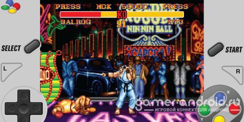 SuperGNES (SNES Emulator) - самый лучший эмулятор