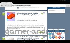 Lightning Browser+ - самый быстрый и удобный браузер для мобильный устройств