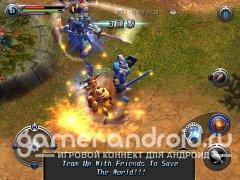M2: War of Myth Mach - захватывающие битвы роботов
