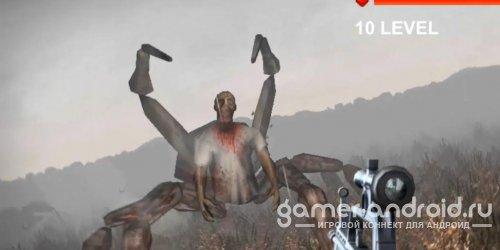 """Вторжение """"Z"""" - шутер от первого лица, борьба с мутантами"""