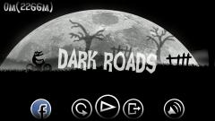 Dark Roads - опасная дорога, прыгайте через дома заборы, делайте сальто