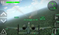 Strike Fighters Attack - летайте на самолете и проходити миссии