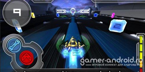 Racer XT - Галактическая гонка